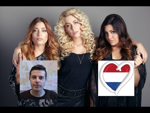 Eurovision 2017 | The Netherlands | Reaction/Review