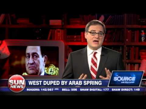 West duped by the Arab Spring