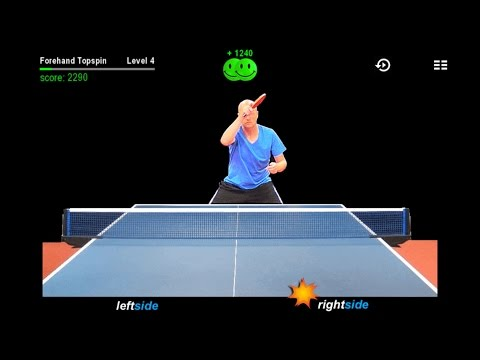 Table Tennis Edge App Update - May 7, 2016