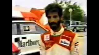 Dubai International Rally 1986