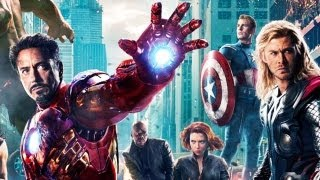 The Avengers - THE AVENGERS Trailer 2012 - Official [HD]