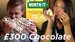£1.95 Chocolate Vs. £300 Chocolate