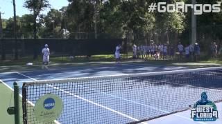2014 NCAA DII Tennis National Championship Full Video Recap