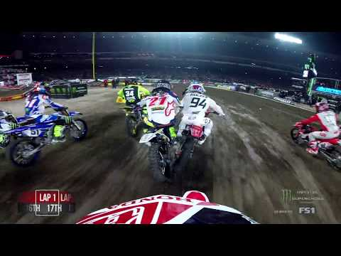 GoPro: Cole Seely Main Event 2018 Monster Energy Supercross from Anaheim