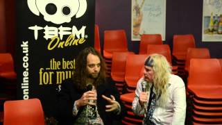 Hard Rock Hell 9 - Scorpion Child Interview