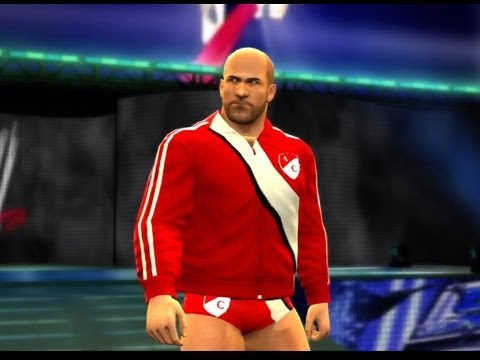 WWE '13 Community Showcase: Antonio Cesaro (Xbox 360)