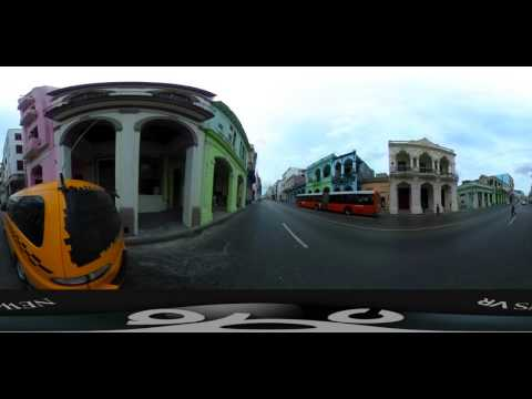 Havana Streets During President Obama's Visit to Cuba | ABC News #360Video
