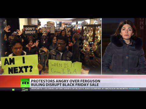 Ferguson unrest highlights debate over racial profiling across US