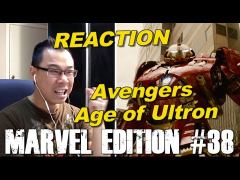 REACTION to Avengers Age of Ultron Teaser - [MARVEL EDITION #38]