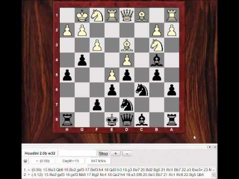 Chess Prophylaxis : How prophylaxis can kill your own counterplay! - French Defence (Chessworld.net)
