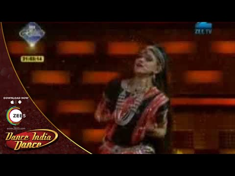 Dance India Dance Season 4 November 30, 2013 - Suniketa video
