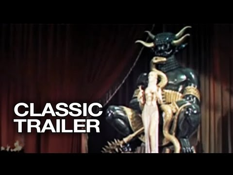 The Prodigal Official Trailer #1 - Lana Turner Movie (1955) HD