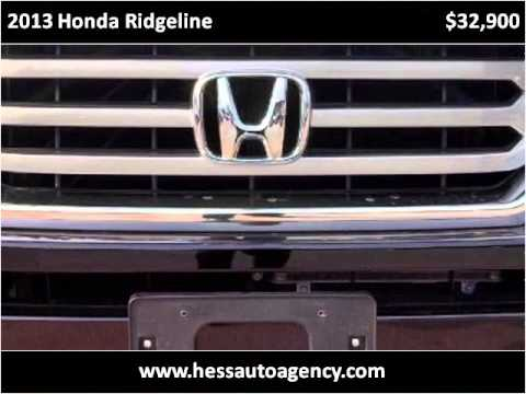 2013 Honda Ridgeline Used Cars Quincy IL