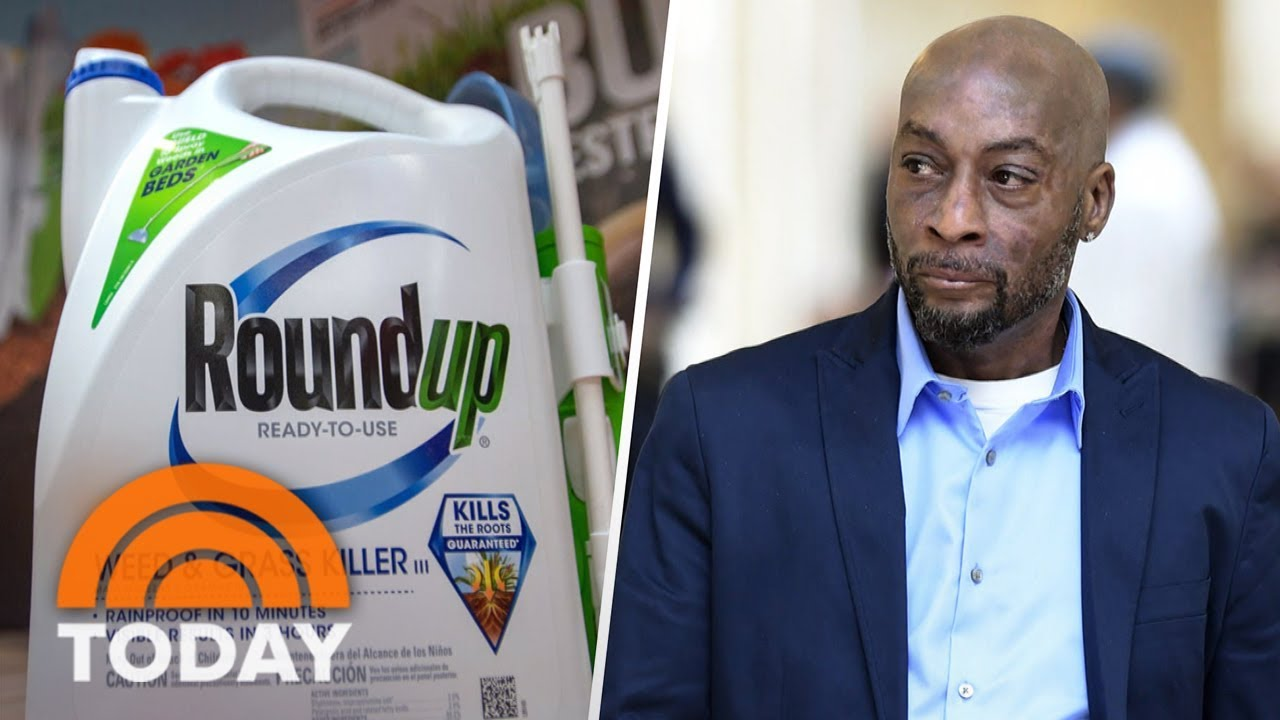 Monsanto Ordered To Pay $289 Million In Roundup Cancer Trial   TODAY