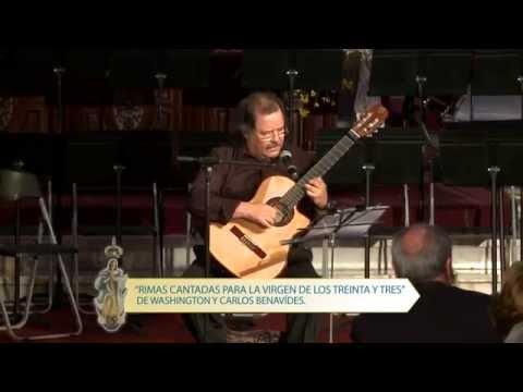 2014   Uruguay le Canta a la Virgen de los Treinta y Tres