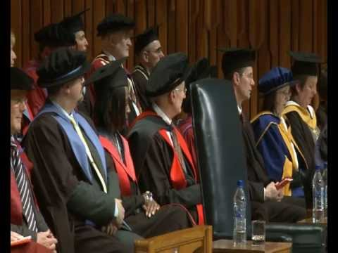 University of London International Programmes - Graduation 2011 (Vice-Chancellor's opening speech)