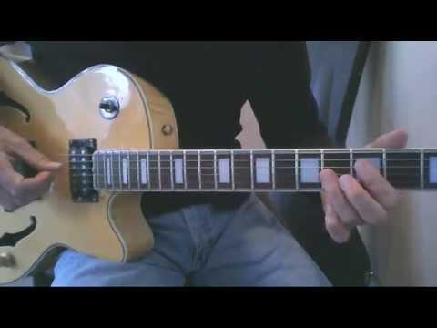 Lesson Guitar - Take 5 Jazz