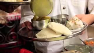 Madhur Jaffrey at Chennai Sangeetha Restaurant Kenton