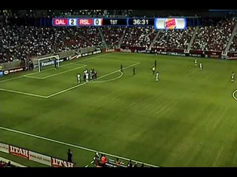 FC Dallas at Real Salt Lake - Game Highlights 07/24/09 Video