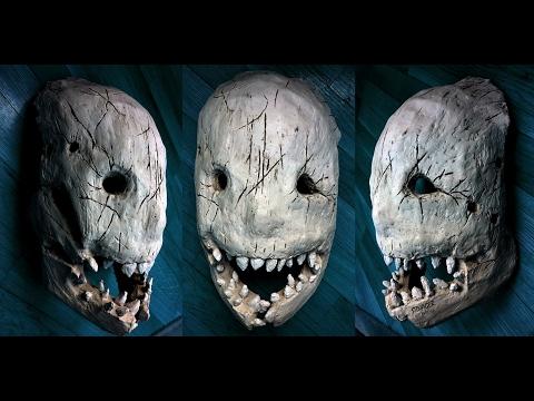 Маска Траппера. How to make a mask Trapper's (handmade)