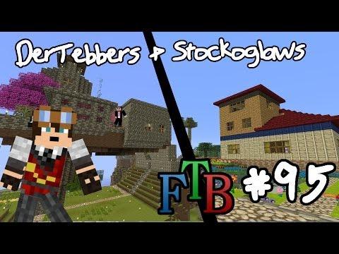 Minecraft FTB w/Stockoglaws - S3E95 - I Said Vajra!