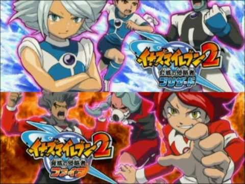 Download Inazuma Eleven 2 Bufera Di Neve E Tempesta Di Fuoco Ita video