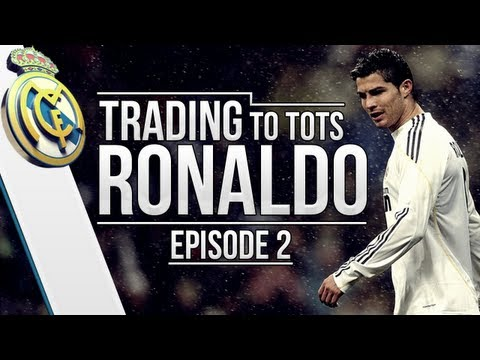 FIFA 13 | Trading to TOTS Ronaldo | Episode #2 (MLS Tournament & Profit!)