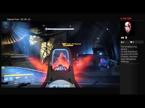 MBAMxBLOODHOUND's Live PS4 Broadcast