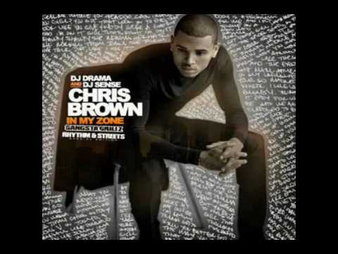 Chris Brown-Big Booty Judy[In My Zone]