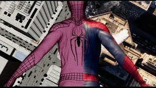 The Amazing Spider-Man 2 - Environment Shot Build