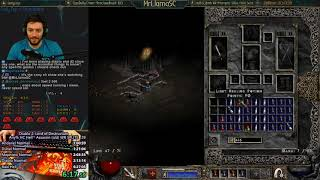 Diablo 2 - HELL HARDCORE ASSASSIN SPEEDRUN