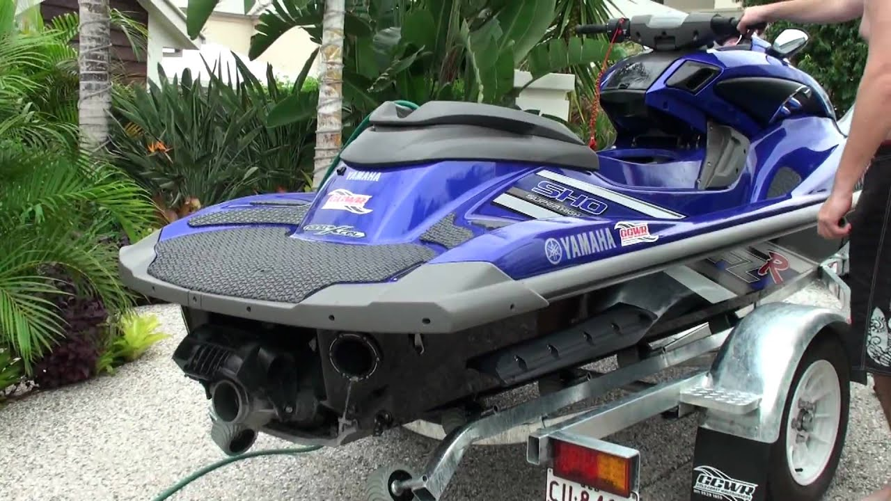 Yamaha R Supercharged