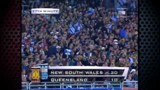State Of Origin: Game 3 2000 (Highlights)