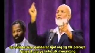 Dr. Ahmed Deedat – Reverend Jimmy Swaggart – Muslim, Christian Debate (Q & A – Part 4/6)
