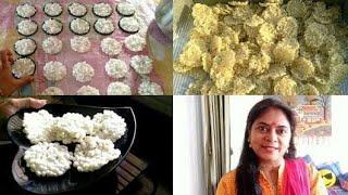 साबूदाना पापड़ इस तरह बनाकर देखिए एकदम अनोखे तरीके से| Sabudana Papad Recipe|Sago Papad|Holi Special