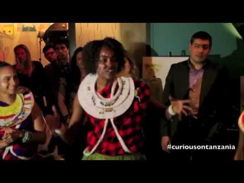 Bringing The Tanzanian Experience To New York City. video