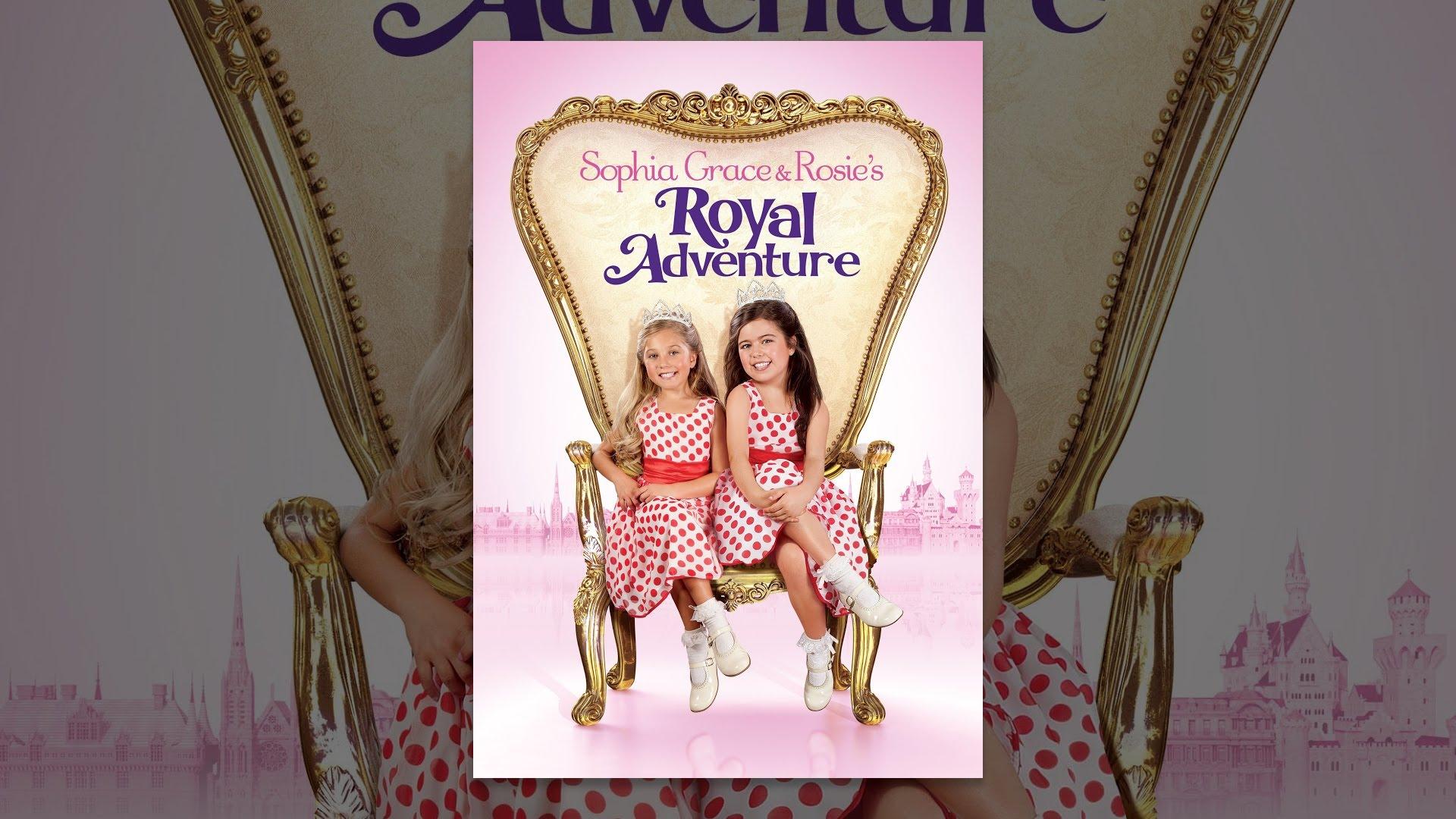 Sophia Grace And Rosie S Royal Adventure Youtube