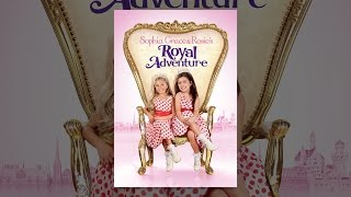 The Grace Card - Sophia Grace and Rosie's Royal Adventure