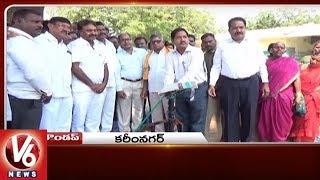 Ayyappa Devotees Protest | Election Arrangements | Doctors Negligence | Telangana State Roundup