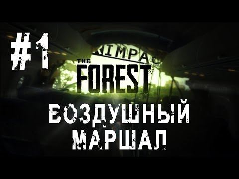 The Forest | Воздушный маршал | [Let's Play] #1
