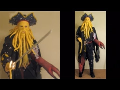 TMG - Davy Jones Costume