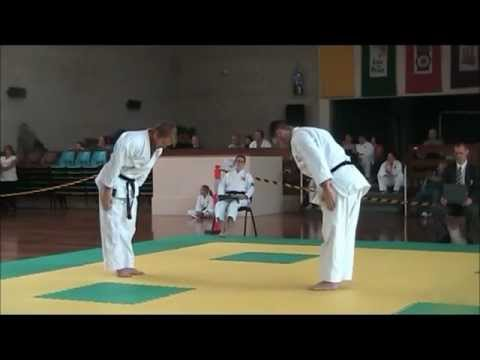 2012 Gold Coast Chito-Ryu Karate Tournament - Bunkai