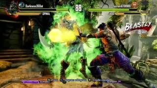 Killer Instinct -FerrariGTO1980(Jago) vs Darkness360at(Spinal)