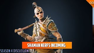 Shaman Nerfs Incoming But Are They Enough?