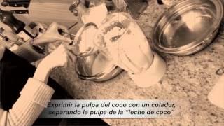 Vídeo: Receta de arroz con coco caribeño