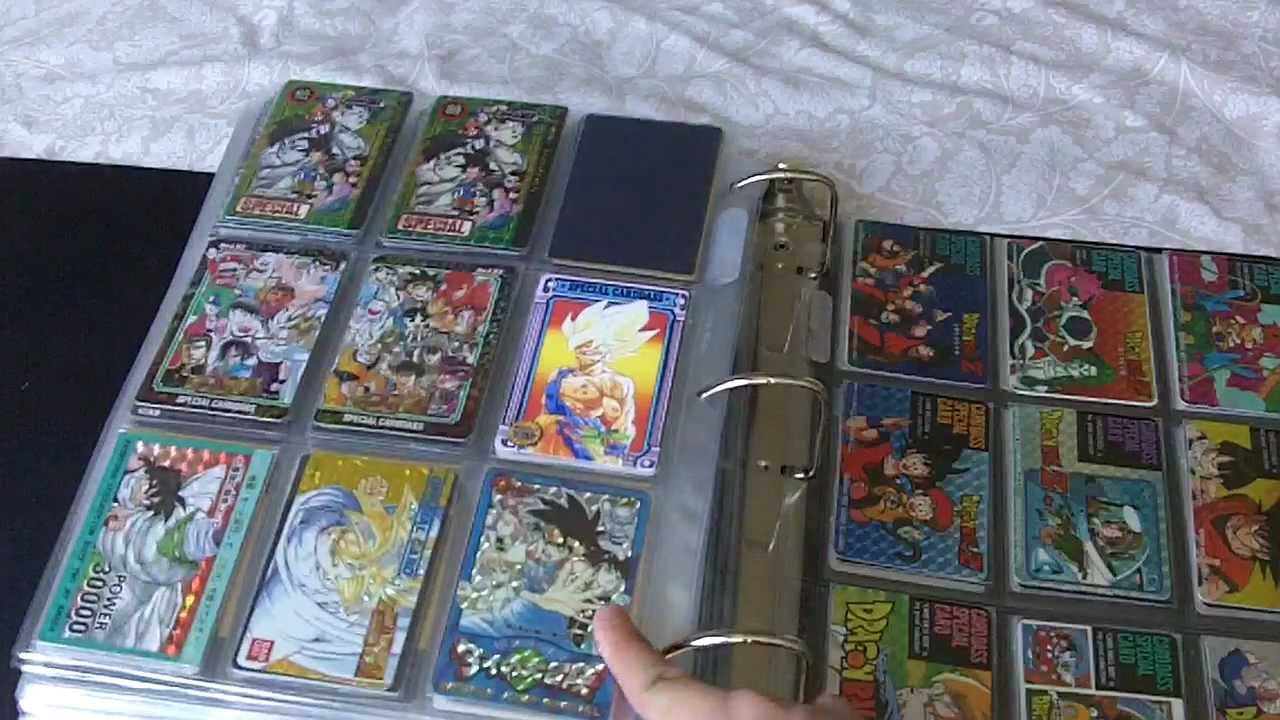 Dragon ball heroes card sh2 55