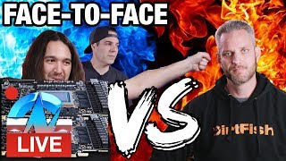 LIVE: Steve vs. JayzTwoCents Overclocking, Ft. KINGPIN