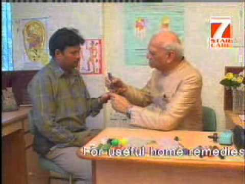 Fever Treatment by Su Jok therapy Part 2 Hindi