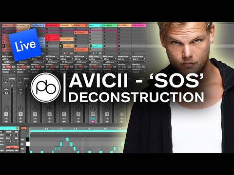 Avicii - 'SOS' ft. Aloe Blacc Deconstruction at IMS Malta