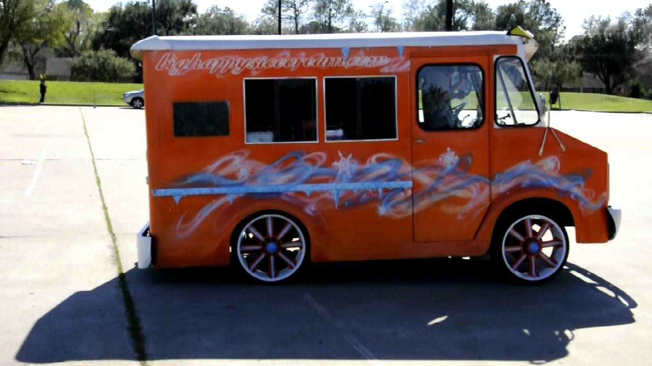 Pimped Out Ice Cream Truck 2 Youtube